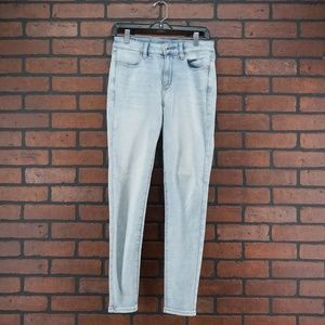 AMERICAN EAGLE OUTFITTERS Hi-Rise Jegging Size 6